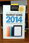 Christian Writer's Market Guide 2014 Is Out!