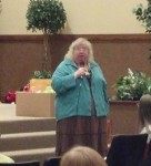 Fun at Kentucky Christian Writers Conference 2014