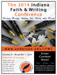 Christian Writers Conferences Fall 2014